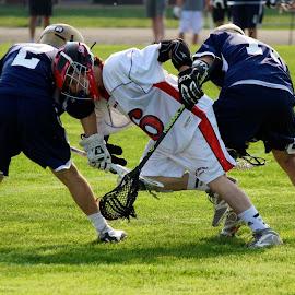Sean lacrosse vs Hoban by Marc Kirby - Sports & Fitness Lacrosse