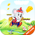 Jery Run For Cheese APK for Bluestacks