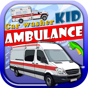 Car Washer Kid Ambulance