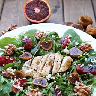Tuscan Chicken Salad Recipes