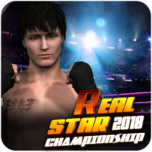 Download Real Star Boxing Punch : 3D Wrestling Championship For PC Windows and Mac