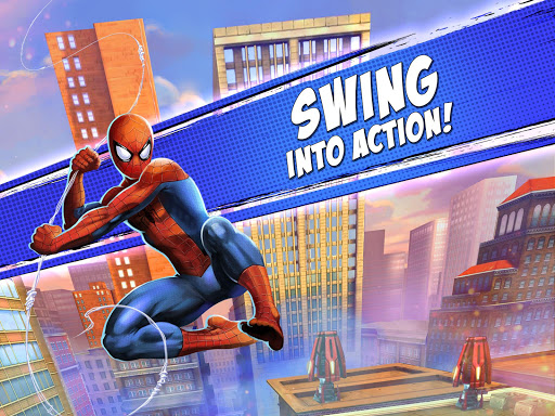 MARVEL Spider-Man Unlimited screenshot 1