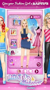 Dress Up and Makeover Games - screenshot