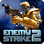 Enemy Strike 2 Icon