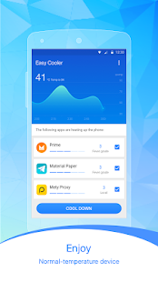 App Easy Cooler – Cooler Master APK for Kindle