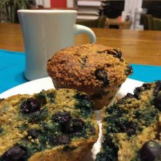 Low Fat Blueberry Bran Banana Muffins Recipes