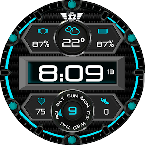 Download VIPER 20 Color Changer Watchface for WatchMaker For PC Windows and Mac