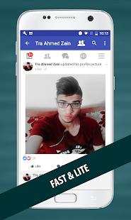 Fast for Facebook Lite APK for Bluestacks