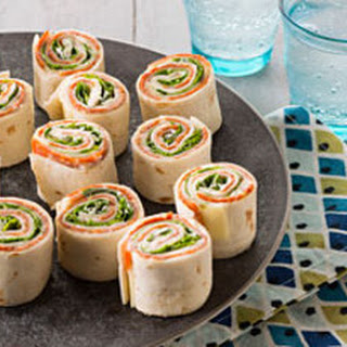 Antipasto Tortilla Appetizers