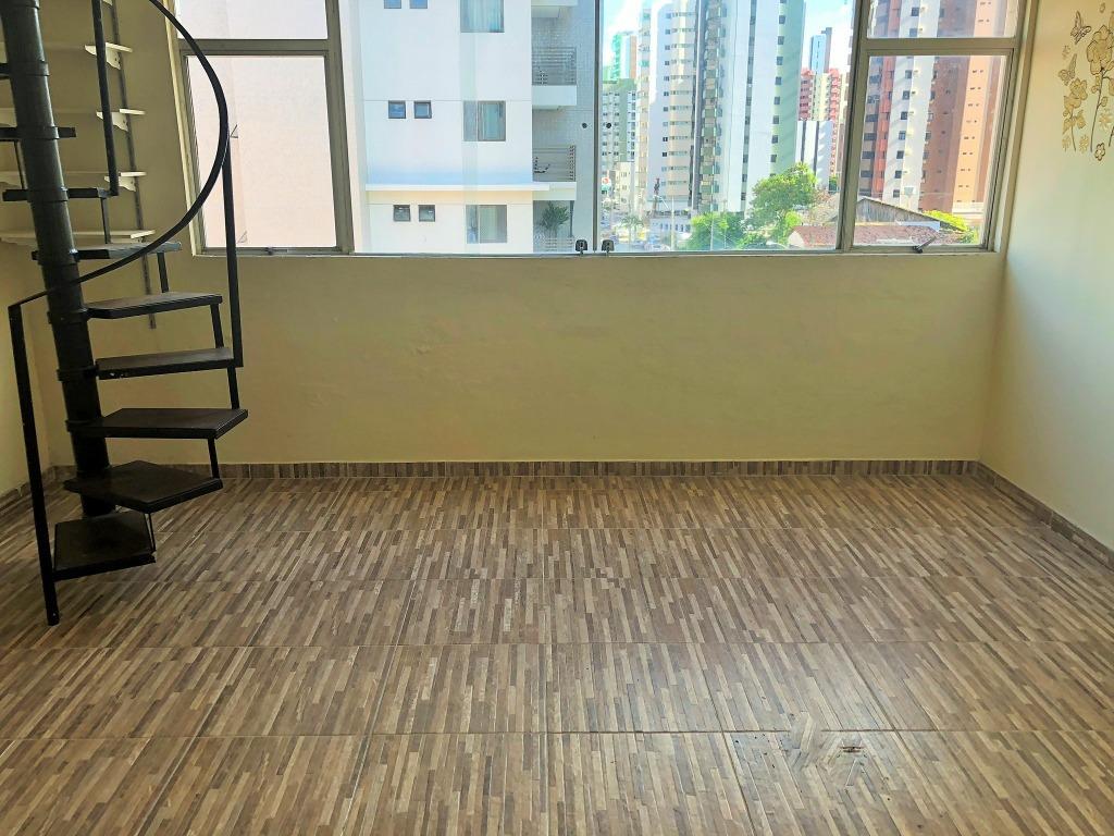 Apartamento residencial à venda, Tambaú, João Pessoa - AP4397.