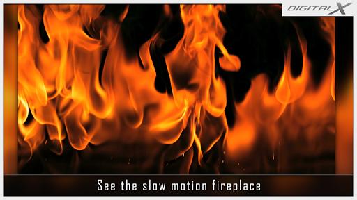 Virtual Flames - screenshot