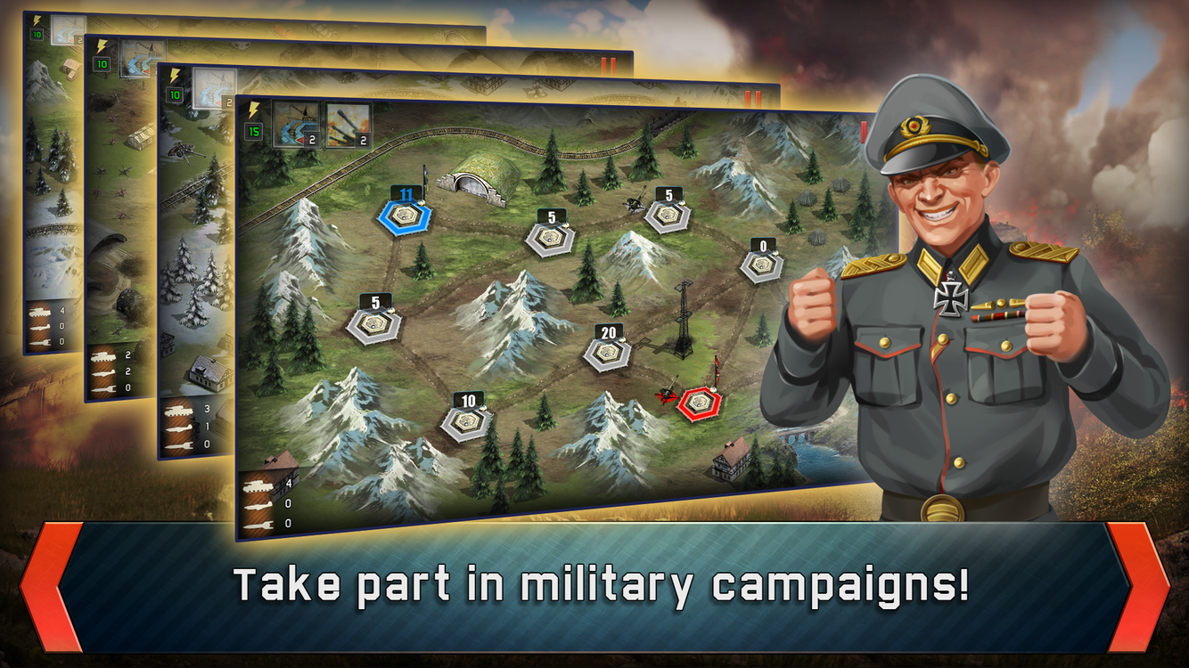 War Conflict Screenshot 2