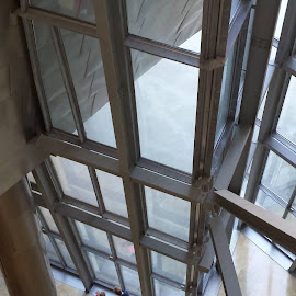 glass by Stephen Lang - Buildings & Architecture Architectural Detail