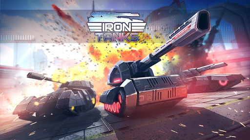 Iron Tanks - Online Battle - screenshot