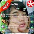 Free Delta BBM Transparan Terbaru APK for Windows 8