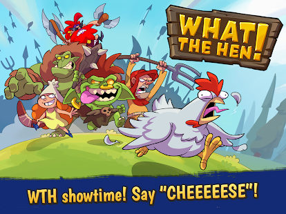 Game What The Hen! APK for Windows Phone