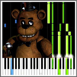 FNAF Piano Game For PC / Windows 7/8/10 / Mac – Free Download