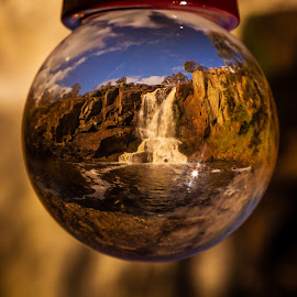 Through the Crystal Ball by Madhujith Venkatakrishna - Artistic Objects Still Life