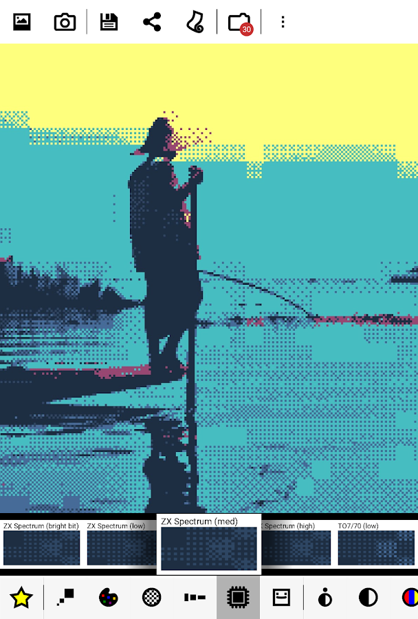 8Bit Photo Lab, Retro Effects Screenshot 11
