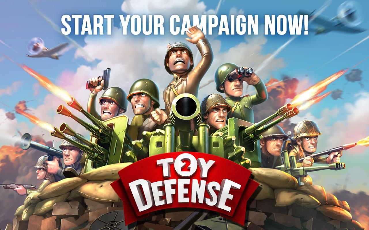 Toy Defense 2 — TD Battles Screenshot 9