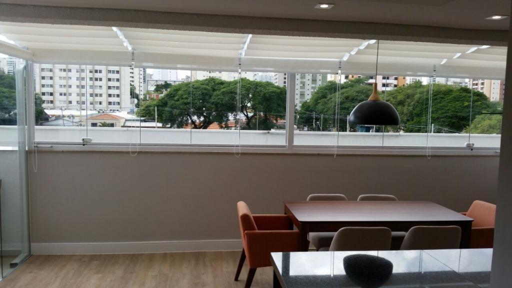 Flat residencial para locação, Vila Olímpia, São Paulo.