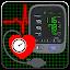 Finger Blood Pressure BP Scanner Calculator Prank
