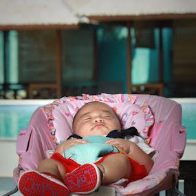 Terlelap by Rio Raseda - Babies & Children Babies