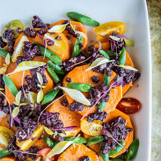 Mediterranean Sweet Potato Salad