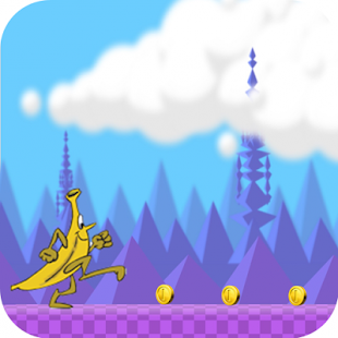 Banana Surfers Temple Runner - screenshot