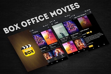 Movies & Shows HD - Box of Movies 2019 for pc
