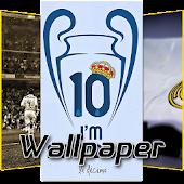 RMA Wallpapers - Real Madrid APK for Bluestacks