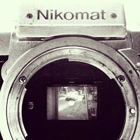 Nikomat by Philip Wibowo - Instagram & Mobile iPhone
