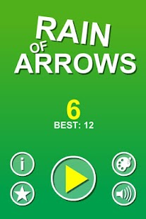Rain of Arrows Free - screenshot