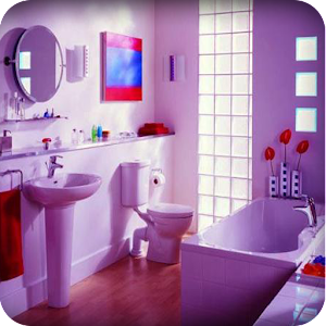 Girl bathroom design planner android apps on google play for Bathroom planner app android