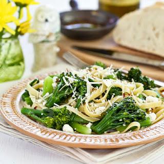 Broccolini Pasta Recipes