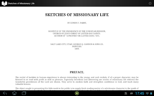 Sketches of Missionary Life - screenshot