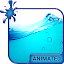 App Wave Splash Animated Keyboard 1.47 APK for iPhone
