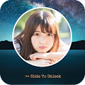 Lock Screen Photo - Galaxy APK for Bluestacks