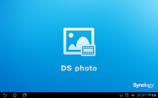 Screenshot of DS photo