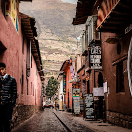 Pisac, Peru by Todd Dubé - City,  Street & Park  Street Scenes ( peru, peruvian, latin america, south america, street scene, travel, culture, historic, travel photography, street photography )