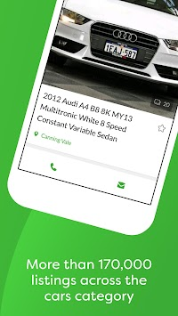 Gumtree Australia Classifieds APK screenshot thumbnail 4