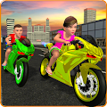 Game Kids MotorBike Rider Race 3D apk for kindle fire