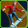 Flip Skate Stuntman