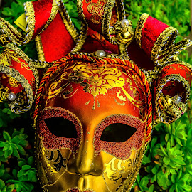 mask by Eseker RI - Artistic Objects Still Life (  )