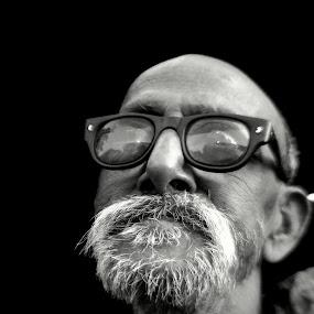 Shine of Dream by Anumita Das - People Portraits of Men ( potrait., men, eyes )