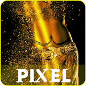 Download Pixel Effect on my Photo - Pixel Explosion Effect APK to PC