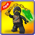 Warrior NinjaGo Puzzle Game APK for Bluestacks
