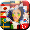 Rio World Flags Photo Frames APK for Bluestacks