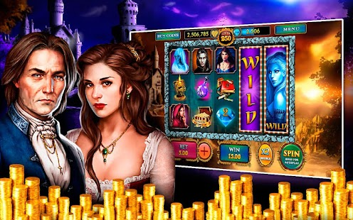 Best Ghost Stories Magic Slots - screenshot