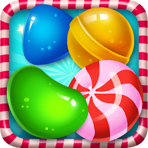 Enjoy sweet and delicious Candy Frenzy! APK Icon